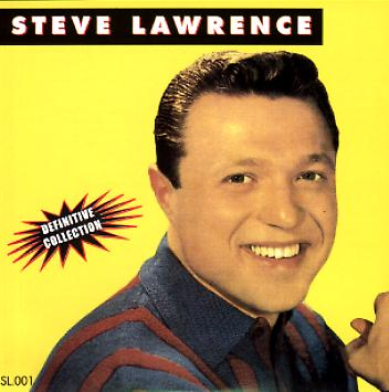 steve lawrence a portrait of my love